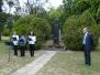 Megemlékezés Mikszáth sírjánál, 2012. június 2.