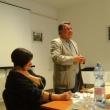 2012 _10_13 Kálmán nap -Andor Csaba a Madách Társaságról tájékoztat