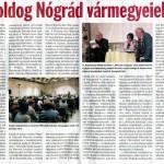 Nógrád Megyei Hírlap, 2013. nov..